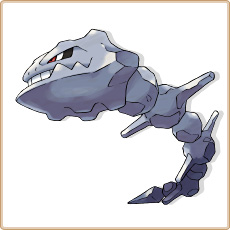 Steelix Artwork Image